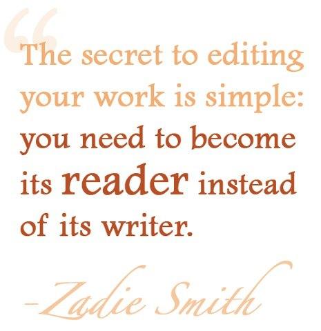 editor writer