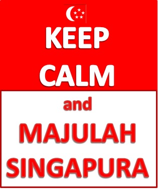 keep calm sg